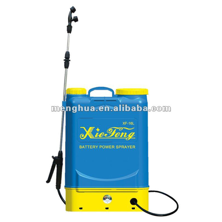 Garden Operated Hand Knapsack Sprayer Pump
