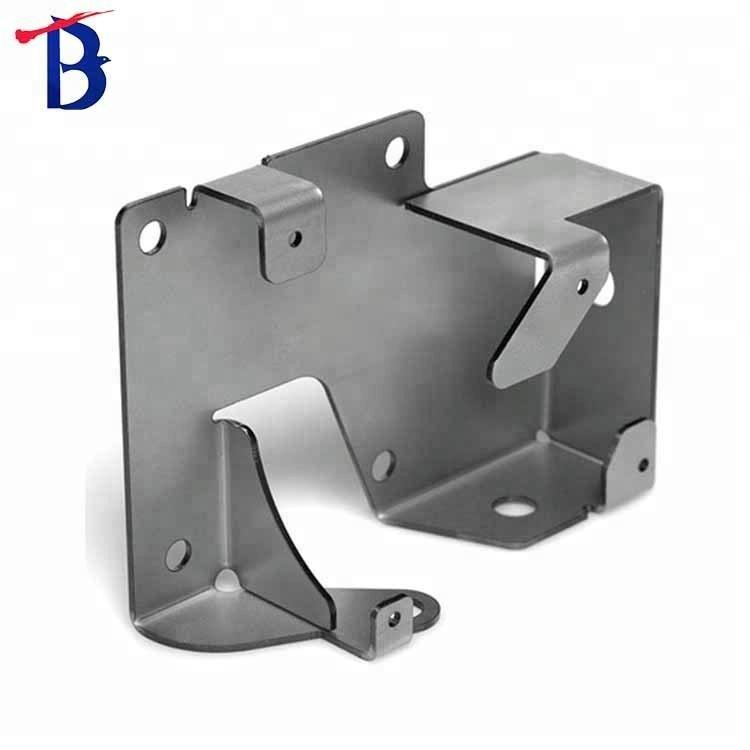 Surface Treatment Finish Sheet Metal Bending Welding Parts