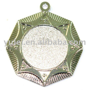 New Design Sport Golden Silver Bronze Zinc Alloy Metal Award Medal