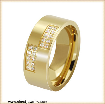 Mens Wedding BandLatest Gold Finger Ring Designs With 20 DiamondsGold Ring Designs For Men