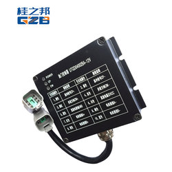 Electrical accessories excavator spare parts T0412-0511 throttle controller for YC