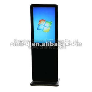 32inch 2012 cheap ego battery powered lcd screen