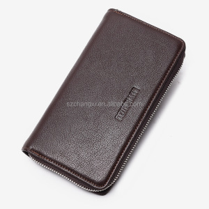 wallet genuine leather card wallet