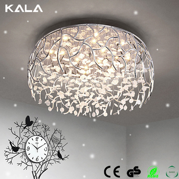 Great Lighting Chandler Ceiling Lamp Crystal Faceted Round Beads For Chandelier Modern
