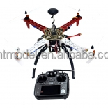 Factory Direct Sale 4-axle Aircraft RC Quadrocopter Helicopter ARF F450-V2 Frame GPS APM2.8 AT10 TX/RX No Battery