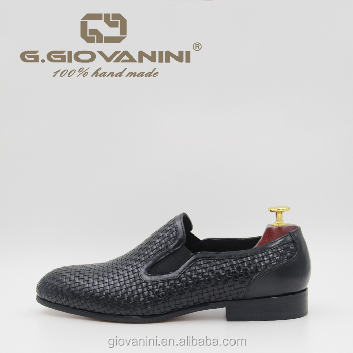 waxy toe plain men fancy Hot 2018 shoes Handsewn EPqw47IS