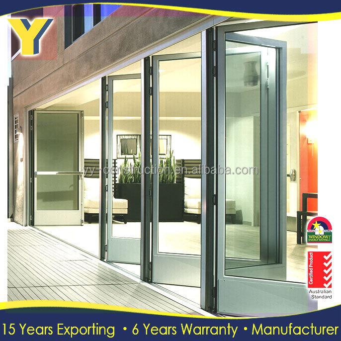 Folding Doors Aluminum Patio Doors Glass Garage Door Prices