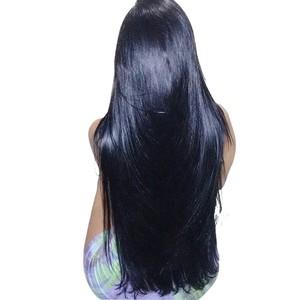 Import Hand Tied Weft Hair Extension 10 A Grade Hair Mink European Eurasian Hair European Virgin Hair Extension Micro Nano Ring
