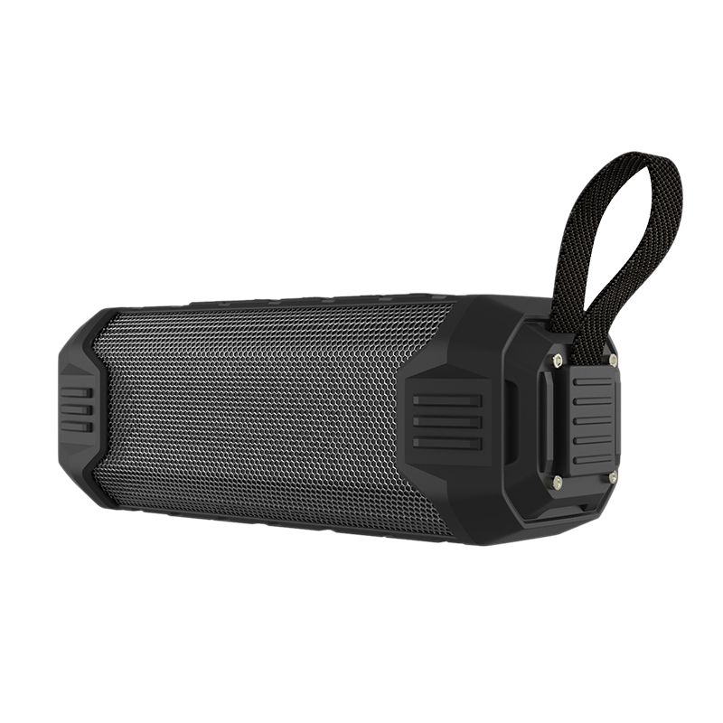 2017 New product 3 in 1 stereo outdoor mini portable bluetooths camp power bank speaker for MP3 player promotional
