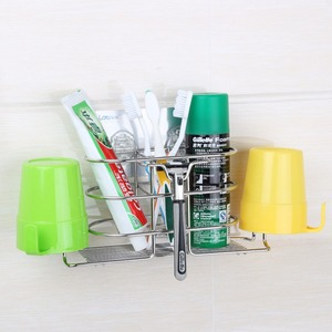 wall hanger bath toothbrush holder kids bathroom accessory sets