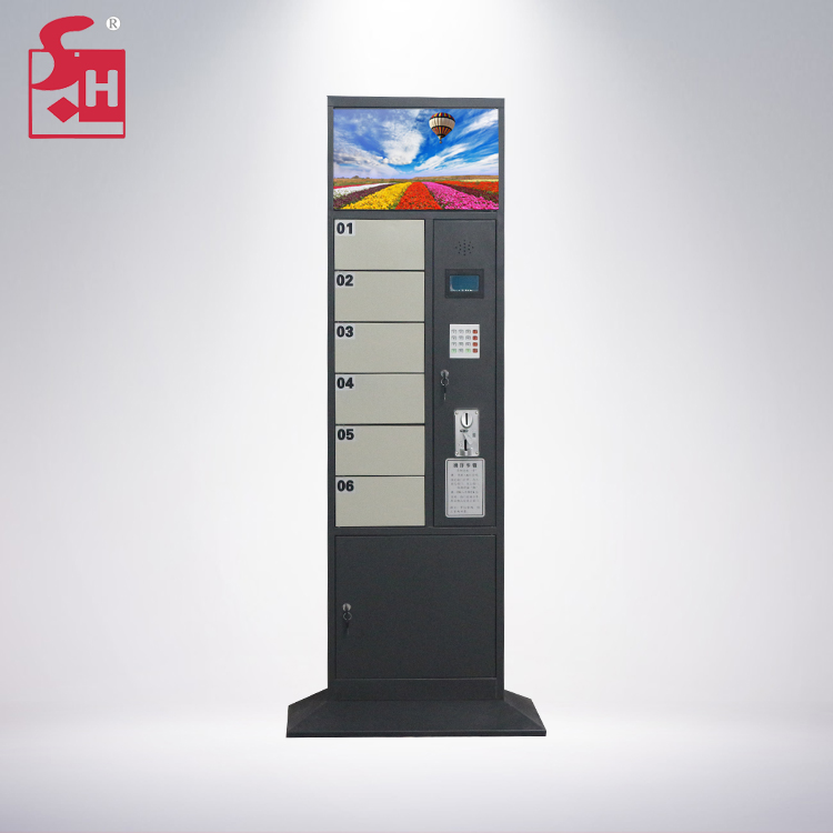 Mobile Phone Charging Station/Mobile Phone Charging Vending Machine/Cell Phone Charging Kiosk
