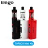 Fast shipping Tobox mini kit Genuine kanger Original topbox kit high quality kangertech topbox mini 75w