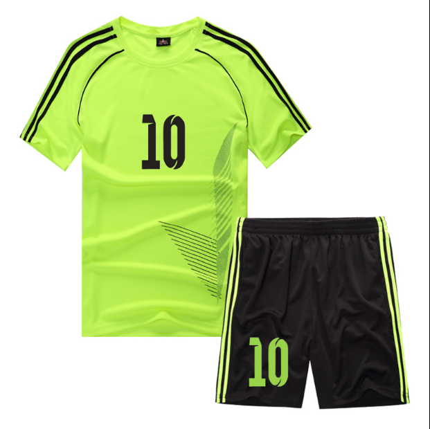 Factory wholesale customize 2018 World Cup cheap football uniforms shirt marker soccer jersey
