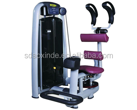 AXD Strength Equipment Rotary Torso exercise equipments from Dezhou factory
