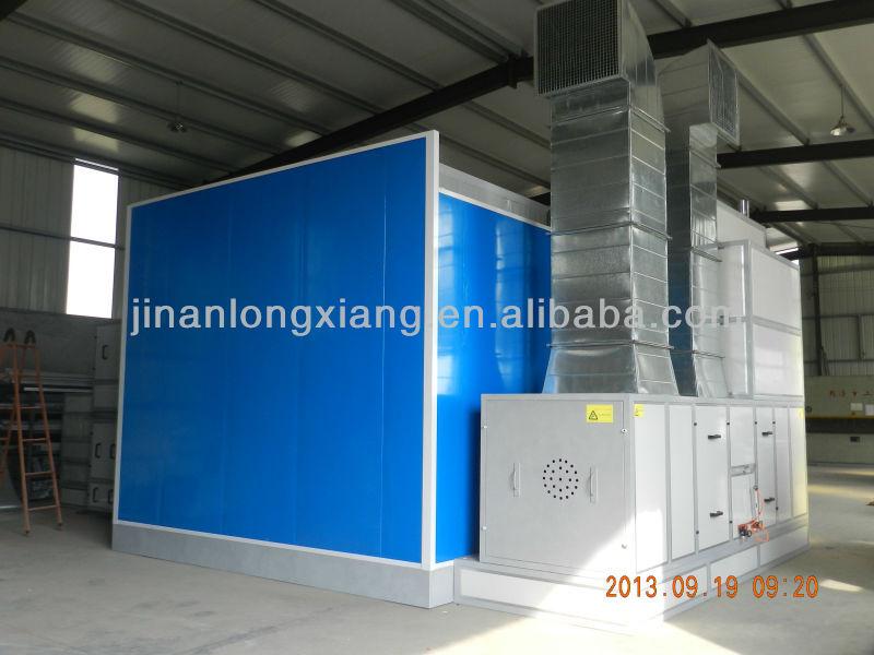 LY-8700 El mejor precio! cabina de pintura de automoción (CE ISO ...