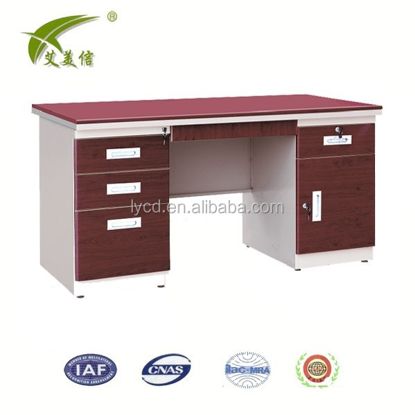 Merveilleux Steel Office Furniture Executive/modern Table Office Use/computer Table  Size   Buy Office Furniture Executive,Table Office,Computer Table Size  Product On ...