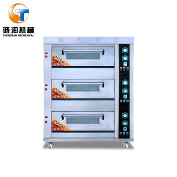 Electric Bread Baking Oven