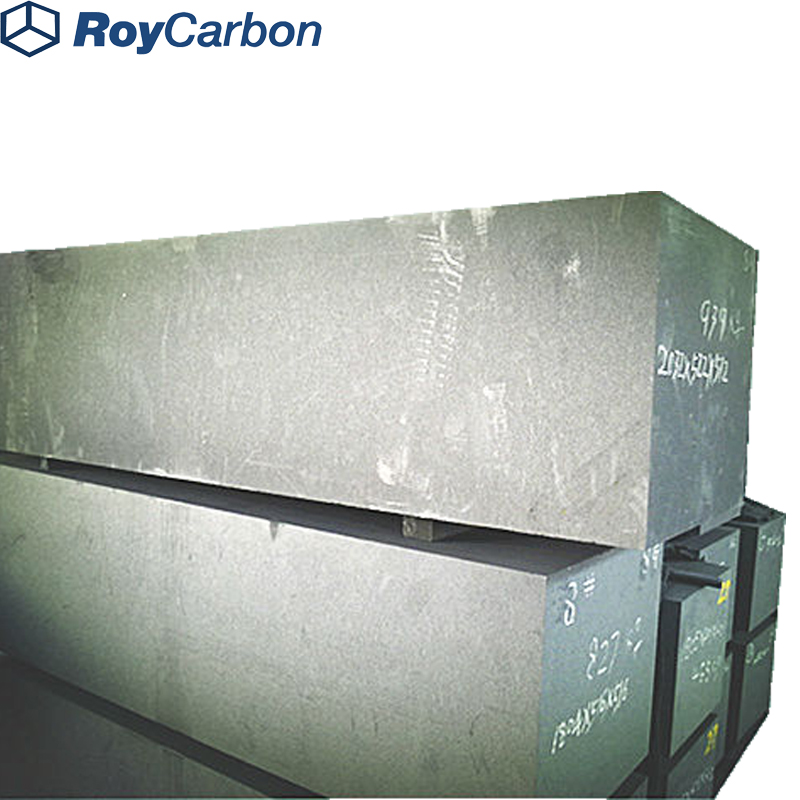 High Purity High Performance Vibrating Graphite Block