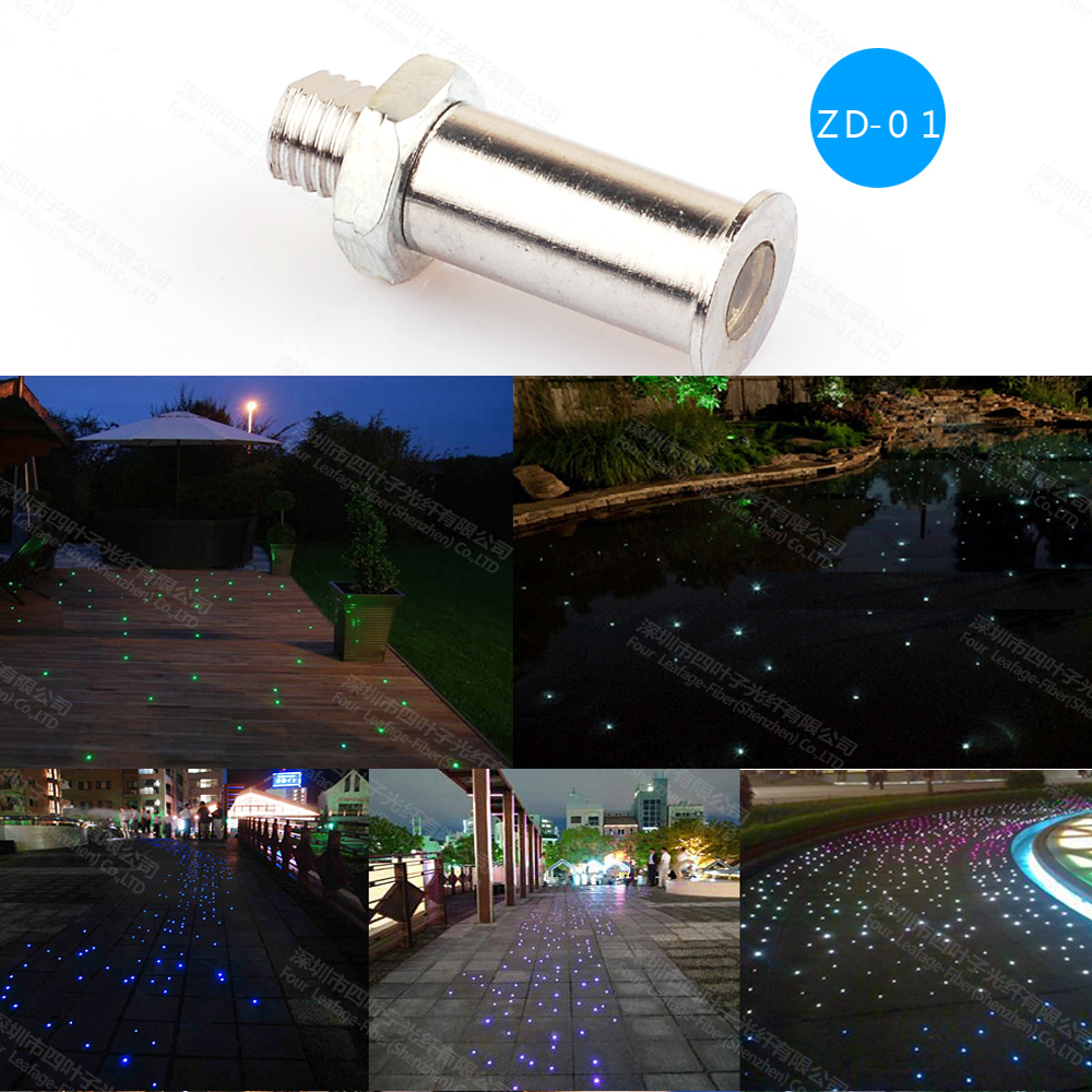 Zd 01waterproof Safely Use Easy Installation Fiber Optic