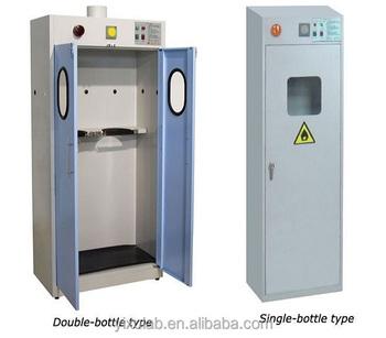 Laboratory Gas Cylinder Storage cabinet with alarm system  sc 1 st  Alibaba & Laboratory Gas Cylinder Storage Cabinet With Alarm System - Buy ...