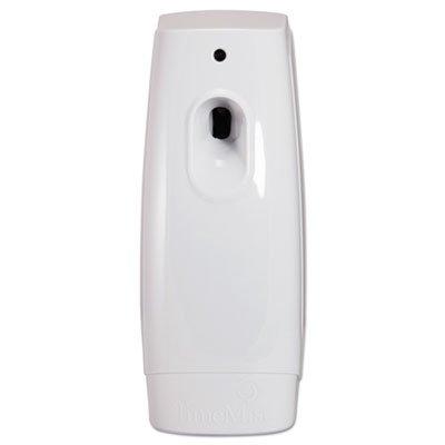 TimeMist Classic Metered Aerosol Fragrance Dispenser, 3-3/4w x 3-1/4d x 9-1/2h, Beige - one metered aerosol dispenser (refills and batteries sold separately).