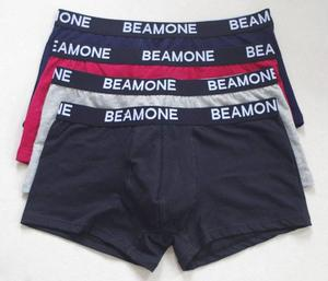 Custom Cotton Underwear Classic Boxers For Men With Your Logo
