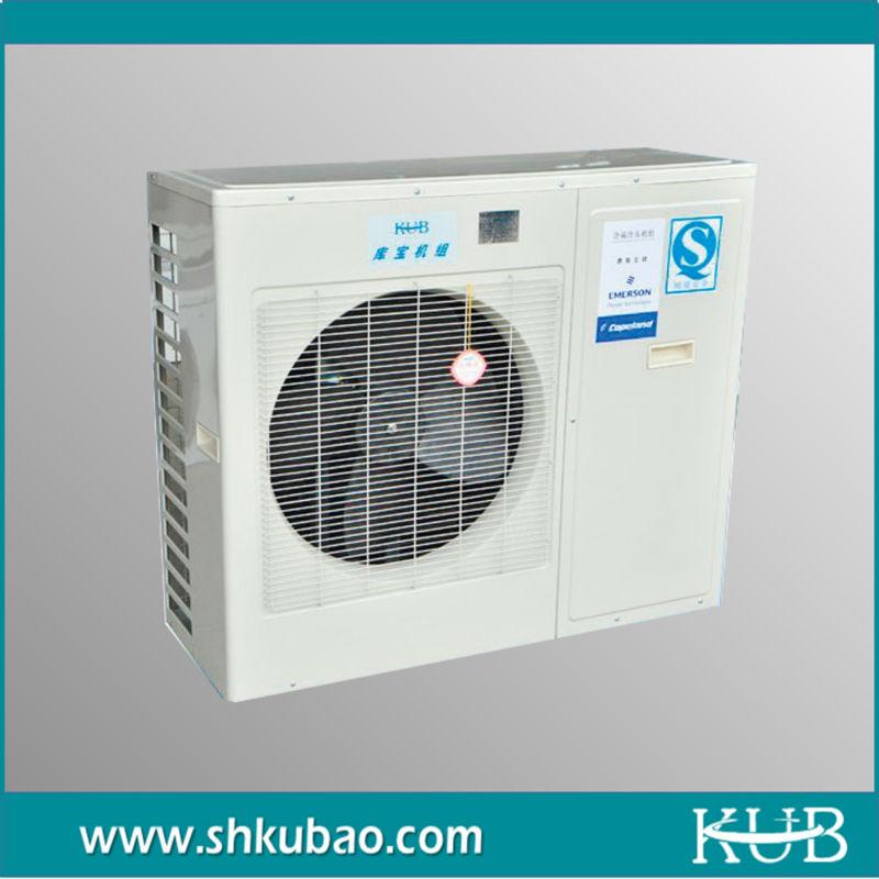 Copeland chambre froide unit de condensation pour fruits for Temperature chambre froide fruits et legumes