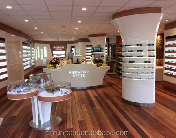 Eyewear Display Furniture Sunglasses Wall Mount Optical Frame ...