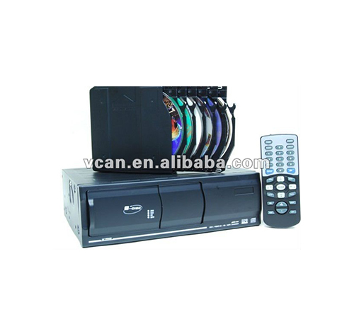 CD-DVD / Video / Changer-Player für CD-3600 / Car Multi-Disc 6Disc