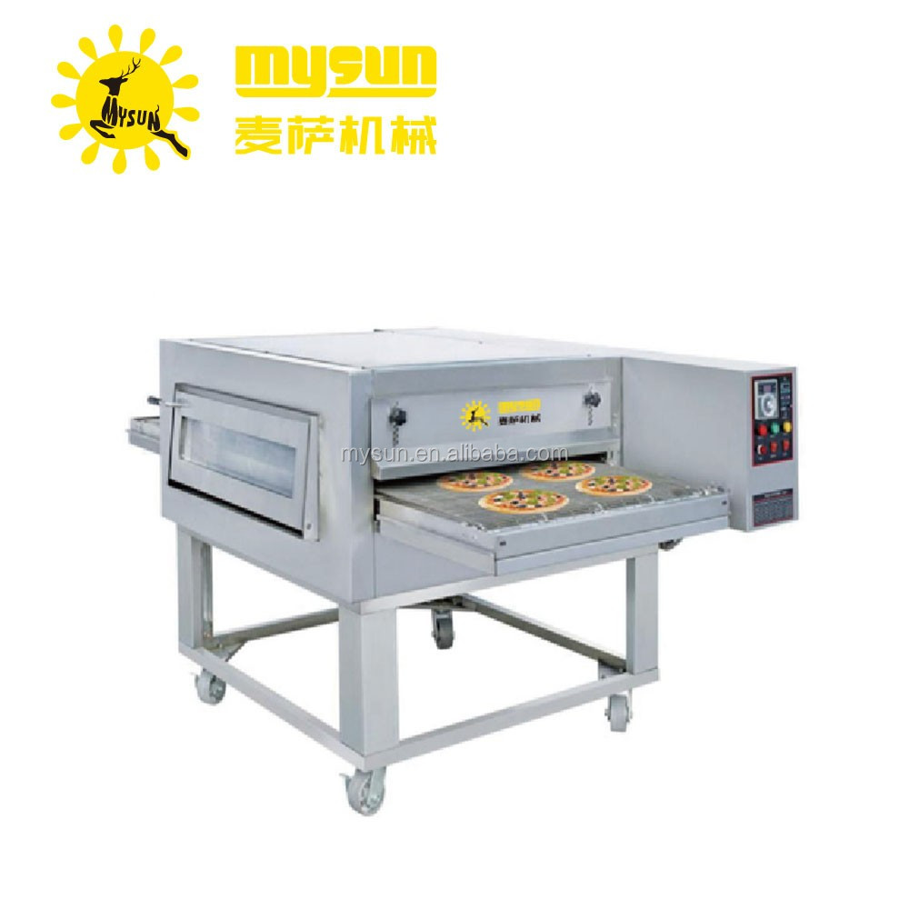 Bakery equipment manufacturer pizza maker/conveyor pizza oven/electric pizza oven
