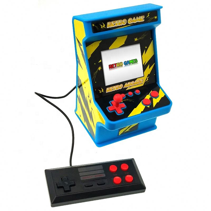 YLW Privite Schimmel Videogame Video Retro Touch Screen Gaming Console Kids Hand Held Arcade Mini Game Machine