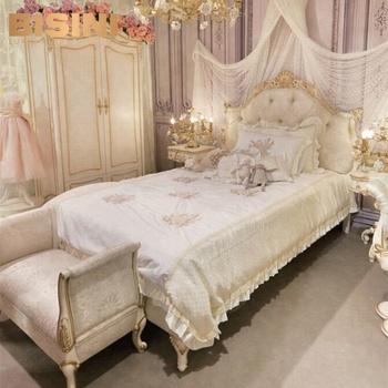 Bisini Luxury Style Classic & Unique Kids Bedroom Furniture Set -  Bf07-70302 - Buy Kids Bedroom Furniture,Classic Kids Bedroom  Furniture,Unique Kids ...