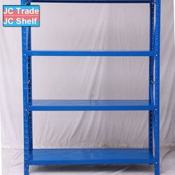 Convenient Selective Battery Light Duty Galvanized Storage Rack