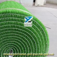 Natural Feeling Decorative Artificial Plastic Grass