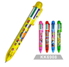 Wholesale Ball Inc Trio Ballpoint Digital Multi Colored ballpoint pen