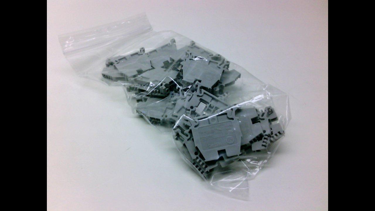 Allen Bradley 1492-W3 - Pack Of 25 - Series B , Terminal Blocks 800V 1492-W3 - Pack Of 25 - Series B