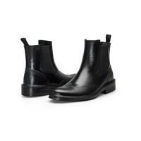 TONGPU High Quality Design Ankle Rain Boots Men
