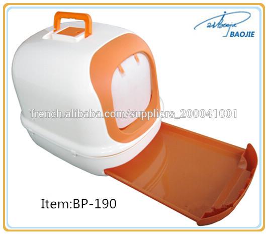 moyennes taille en plastique pour animaux de compagnie toilettes wc avec pilier dogssacs l. Black Bedroom Furniture Sets. Home Design Ideas