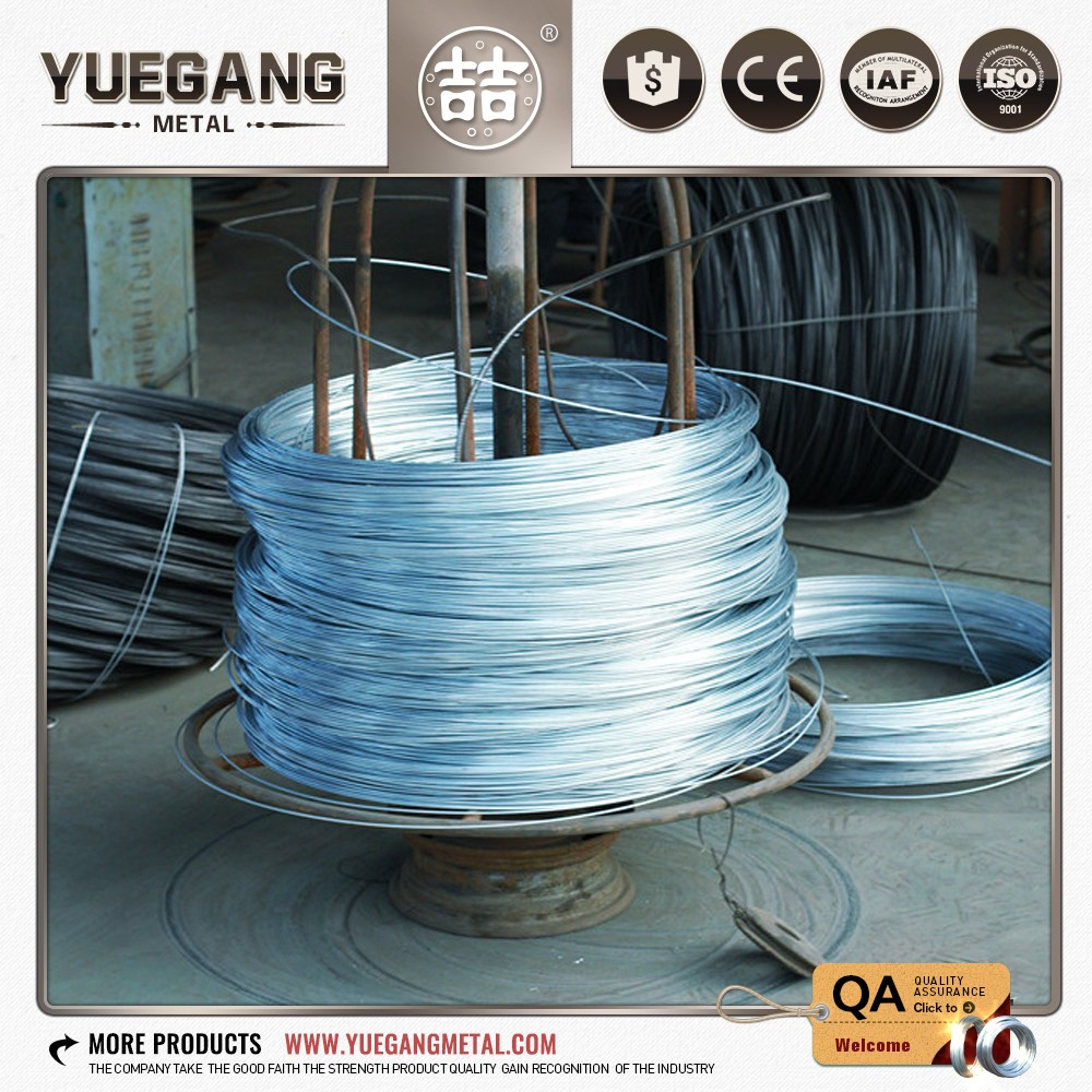 Galvnized Steel Wire, Galvnized Steel Wire Suppliers and ...