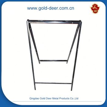 direct from factory led outdoor metal real estate sign frames with good offer - Metal Sign Frames
