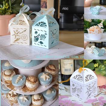Plage Personnalisée Boîte De Gâteau De Mariage De Thème De Mer Buy Thème De Plage Mariageboîte à Gâteaux Thème De La Merboîte à Gâteaux De Mariage