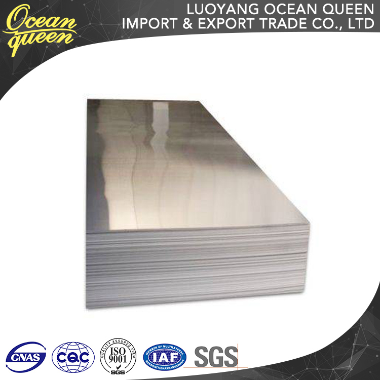 High Quality Grade 5052 H32 Aluminum Penang Sheet Plate 5052