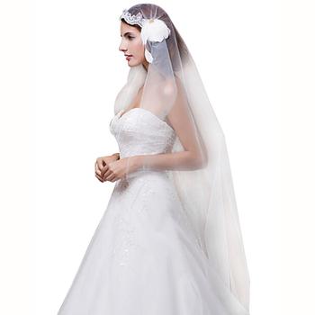 2014 modern stunning white feather flower wedding headpiece bridal 2014 modern stunning white feather flower wedding headpiece bridal headwearwedding veil mightylinksfo