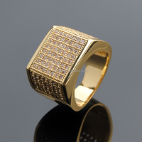 Picture Of Gold Ring Design For Men China Wholesale