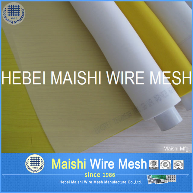 fine mesh screen/polyester materials/monofilament fabric/bolting cloth