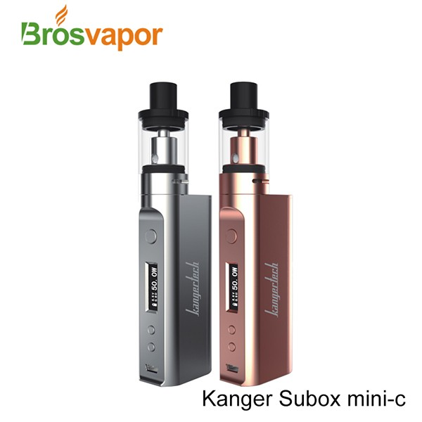 2016 New Kanger Subox Mini C Starter Kit