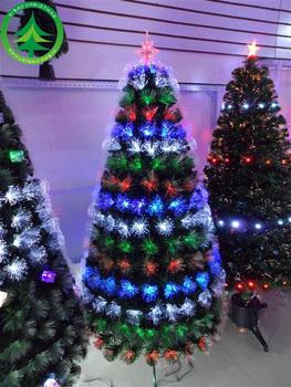 Wholesale 6.9ft(210CM) 4 kinds of color lights fiber optic 7 led ...