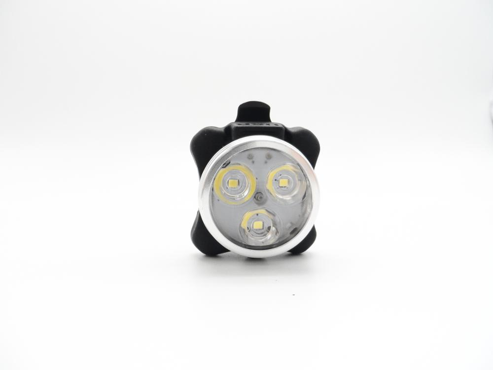 Rechargeable Front and Rear LED Bike Light with USB