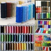 Sewing Thread Nylon Thread Polyester Thread 100% Spun Polyester ...