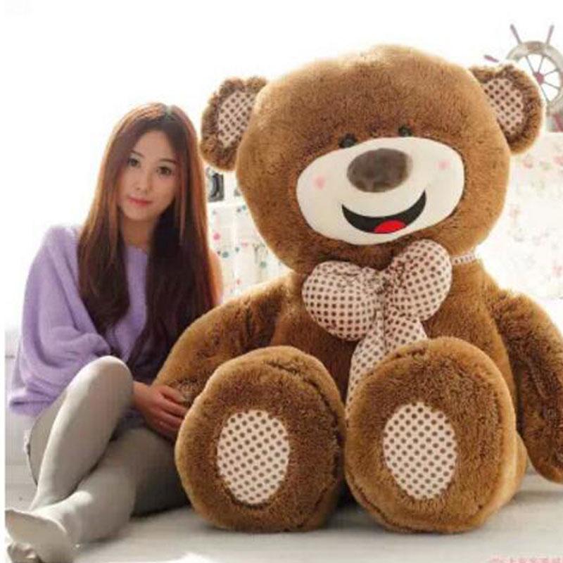Compra grandes grandes osos de peluche online al por mayor